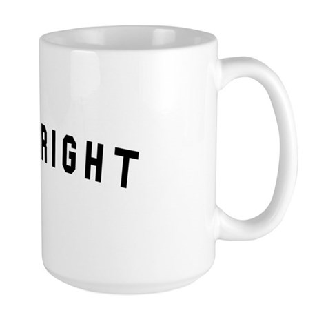 Sea Bright Large Mug