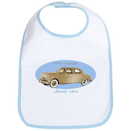 classic cars 1950 DeSoto Bib