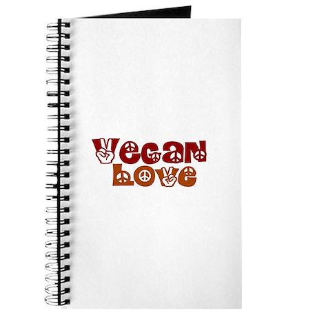 Vegan Love Journal
