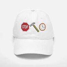 Hammer Time Baseball Baseball Cap
