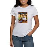 Knitting Bunny Rabbit Women's T-Shirt