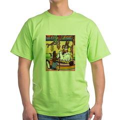 Knitting Bunny Rabbit T-Shirt