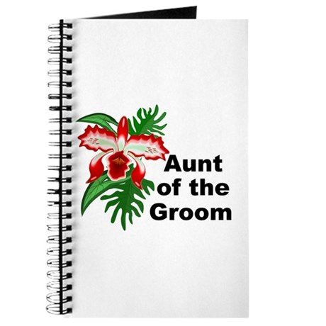 Aunt of the Groom Journal