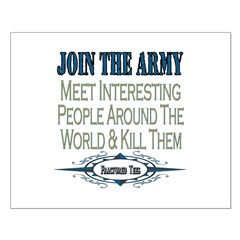 Join The Army Posters