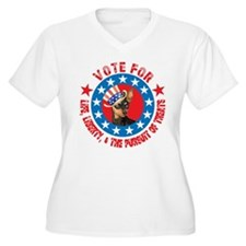 Vote for Min Pin T-Shirt