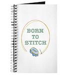 Born To Cross-Stitch Journal