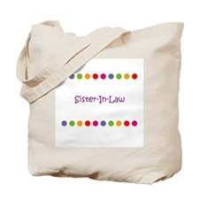 Sister-In-Law Tote Bag