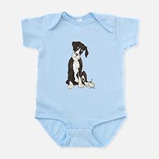NMTL Tilt Pup Infant Bodysuit