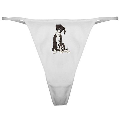 NMTL Tilt Pup Classic Thong