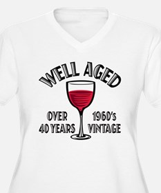 Over 40th Birthday T-Shirt