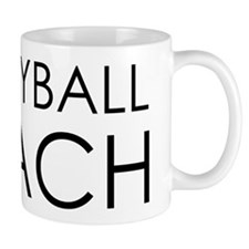 Volleyball Coach Mug