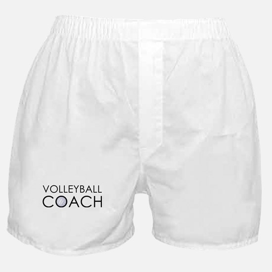 Volleyball Coach Boxer Shorts