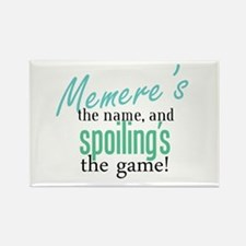 Memere's the Name! Rectangle Magnet