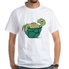 Upside Down Turtle Shirt