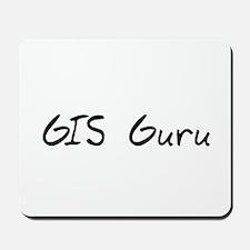 GIS Guru Mousepad