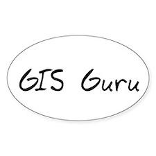 GIS Guru Decal