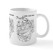 Gold Flats Mug