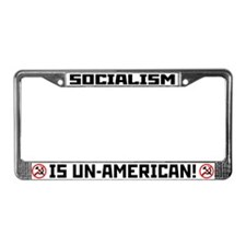 Funny 2012 inauguration License Plate Frame