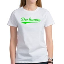 Vintage Deshawn (Green) Tee