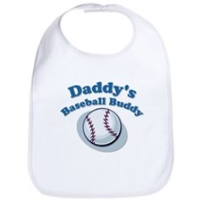 Daddy's Baseball Buddy Bib