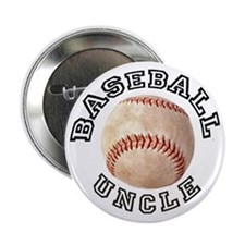 "Baseball Uncle 2.25"" Button"