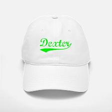 Vintage Dexter (Green) Baseball Baseball Cap