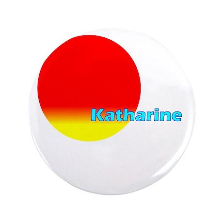 """Katharine 3.5"""" Button"""