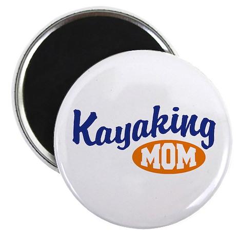 Kayaking Mom Magnet