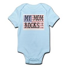 My Mom Rocks ! Infant Bodysuit