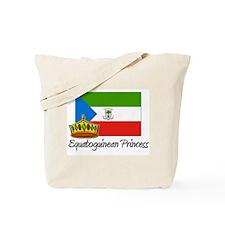 Equatoguinean Princess Tote Bag