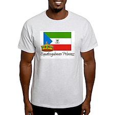 Equatoguinean Princess T-Shirt