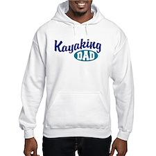 Kayaking Dad Hoodie