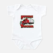 Future Trucker Infant Bodysuit