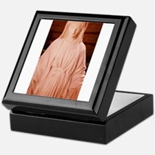 Statue of the Holy Mother Keepsake Box