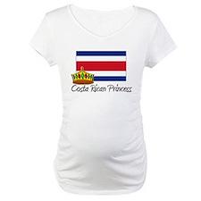 Costa Rican Princess Shirt