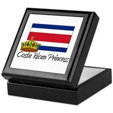 Costa Rican Princess Keepsake Box