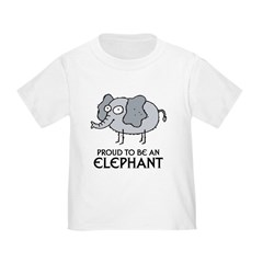 Proud To Be An Elephant T