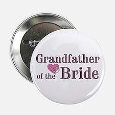 "Grandfather of Bride II 2.25"" Button"