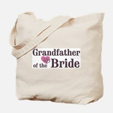 Grandfather of Bride II Tote Bag