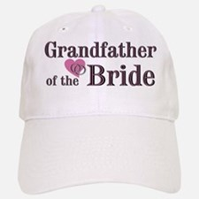 Grandfather of Bride II Baseball Baseball Cap