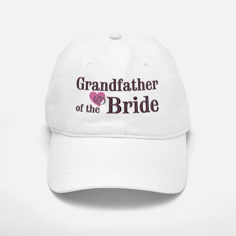 Grandfather of Bride II Baseball Baseball Cap