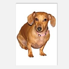 Helaine's Doxie Postcards (Package of 8)