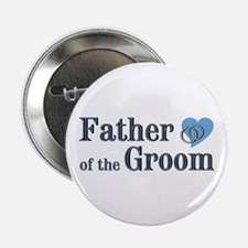 "Father of Groom II 2.25"" Button"