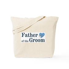 Father of Groom II Tote Bag