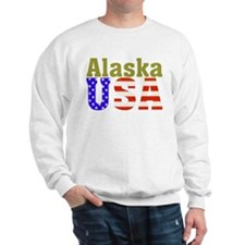 Alaska USA Sweatshirt
