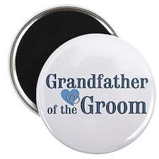 Grandfather of Groom II Magnet