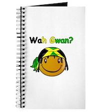 Wah Gwan? Jamaican slang Journal