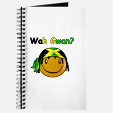 Wah Gwan? Jamaican slang Journal
