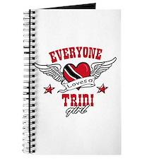 Everyone loves a Trini Girl Journal