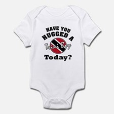 Have you hugged a Trini boy today? Infant Bodysuit